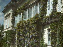 Vila v roce 1920